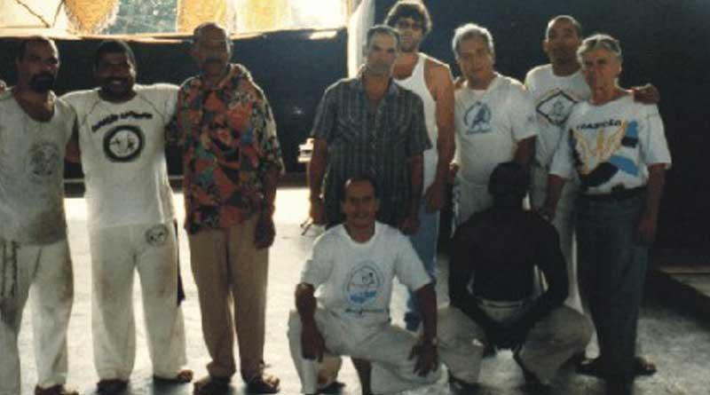 Roda de Capoeira na Tradição