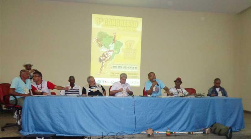 3º Congresso Estadual de Capoeira - UERJ SG